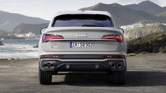 Audi SQ5 Sportback, il posteriore