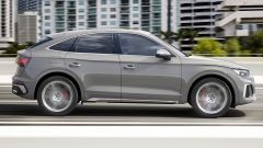Audi SQ5 Sportback, la fiancata