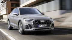 Audi SQ5 Sportback TDI diesel mild hybrid: tutta sua sorella [VIDEO] - Immagine: 1