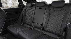 Audi SQ5 Sportback TDI: i sedili posteriori