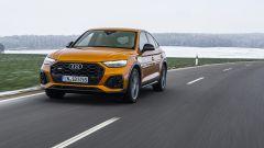 Audi SQ5 Sportback TDI: il nuovo SUV sportivo è ordinabile