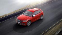 Audi SQ5: vista 3/4 anteriore