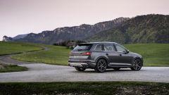 Audi SQ7: 250 km/h di velocità massima limitata elettronicamente, 0-100 in 4,1 secondi