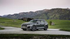 Audi SQ7: cerchi da 20