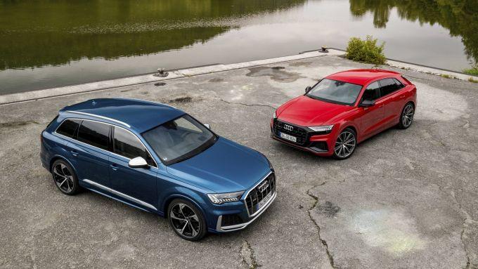 Audi SQ7 e SQ8