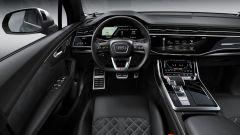 Audi SQ7 TDI 2019, gli interni