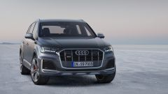 Audi SQ7 TDI 2019, motore diesel V8