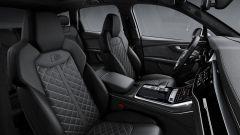 Audi SQ7 TDI 2019, sedili anteriori