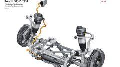 Audi SQ7 TDI: prova video della Suv con compressore elettrico - Immagine: 37