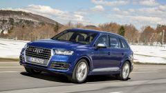 Audi SQ7 TDI: prova video della Suv con compressore elettrico - Immagine: 5