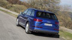 Audi SQ7 TDI: prova video della Suv con compressore elettrico - Immagine: 6