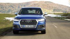 Audi SQ7 TDI: prova video della Suv con compressore elettrico - Immagine: 7