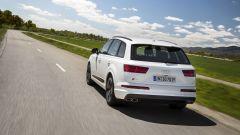 Audi SQ7 TDI: prova video della Suv con compressore elettrico - Immagine: 9