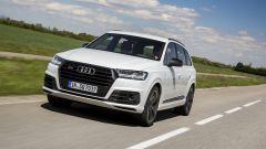 Audi SQ7 TDI: prova video della Suv con compressore elettrico - Immagine: 10