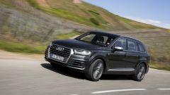 Audi SQ7 TDI: prova video della Suv con compressore elettrico - Immagine: 13