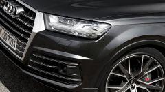 Audi SQ7 TDI: prova video della Suv con compressore elettrico - Immagine: 18