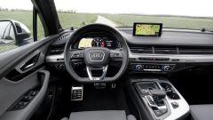 Audi SQ7 TDI: prova video della Suv con compressore elettrico - Immagine: 26