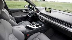 Audi SQ7 TDI: prova video della Suv con compressore elettrico - Immagine: 27