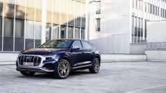 Audi SQ8: frontale 3/4