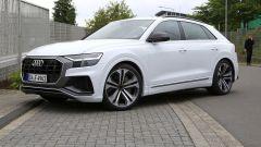 Audi SQ8: spiata senza camuffamenti