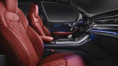 Audi SQ8 TDI 2020: gli interni