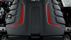 Audi SQ8 TDI 2020: il motore