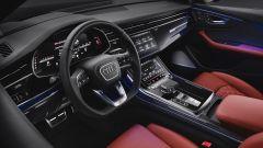 Audi SQ8 TDI 2020: la plancia