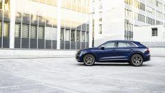 Audi SQ8: vista laterale