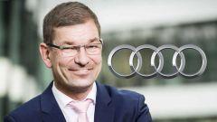 Audi stop sviluppo motori a combustione: il CEO Markus Duesmann