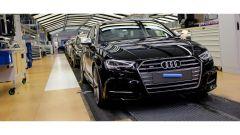 Audi stop sviluppo motori a combustione: una catena di montaggio