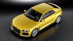 Audi: taglia il traguardo dei 100mila fan con la Sport Quattro Concept - Immagine: 3