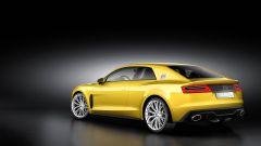 Audi: taglia il traguardo dei 100mila fan con la Sport Quattro Concept - Immagine: 5
