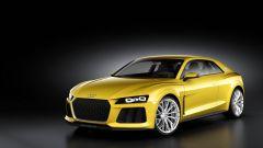 Audi: taglia il traguardo dei 100mila fan con la Sport Quattro Concept - Immagine: 6