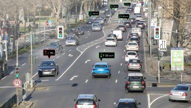 Audi Traffic Light Information, la nuova frontiera della connettività