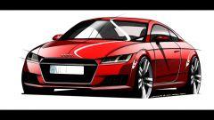Audi TT Coupé 2015 - Immagine: 8