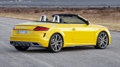 Audi TT aperta
