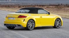 Audi TT chiusa