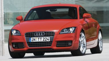 Audi TT Coupé 2.0 TFSI 211 CV