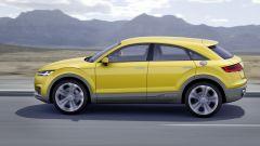 Audi TT offroad  - Immagine: 3