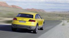 Audi TT Offroad 2014 posteriore