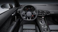 Audi TT Roadster, posto guida