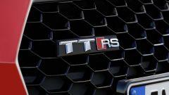 Audi TT RS 2016, badge modello