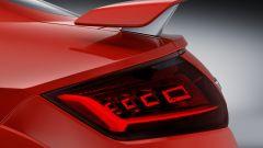 Audi TT RS 2016, fanale posteriore OLED