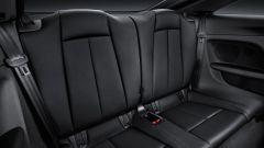 Audi TT RS 2016, sedili posteriori