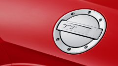 Audi TT RS 2016, tappo serbatoio carburante