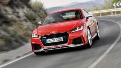 Audi TT RS 2016