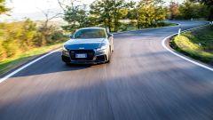 Audi TT RS 2017 in prova sulle colline della Romagna