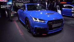 """Audi TT RS, ancora più cattiva con il kit """"Performance Parts"""" - Immagine: 1"""
