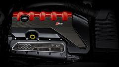Audi TT RS Roadster 2016, motore cinque cilindri
