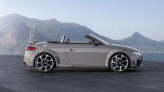 Audi TT RS Roadster 2016, vista laterale